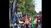 همراهی هزاران نفر از طرفداران محسن رضایی برای ثبت نام در انتخابات