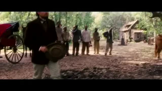 دوبله ی تمرینی Django جانگو-لئوناردو دی کاپریو