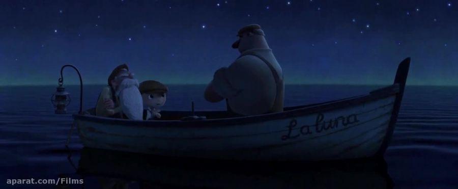Pixar Short Films #25 La Luna - 2011