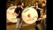عزاداری ظهرعاشورا...آستان مبارك امامزاده هاشم گیلان(2)