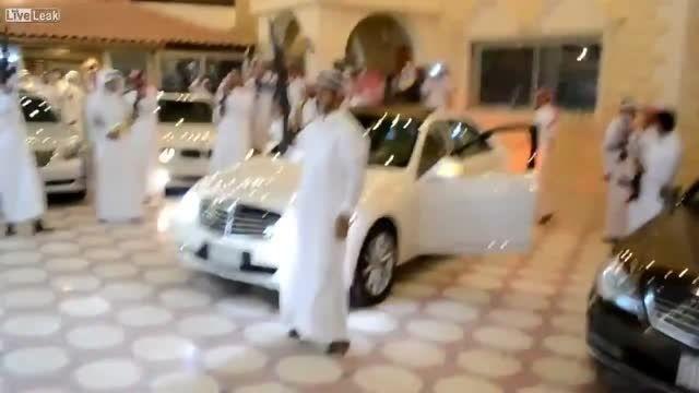 پارتی شبانه عربهای خوش گذرون!!!