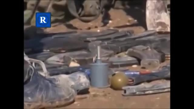 YPG و به هلاکت رساندن یک گله داعشی