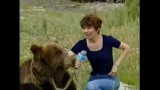 حمله ناگهانی خرس!❀