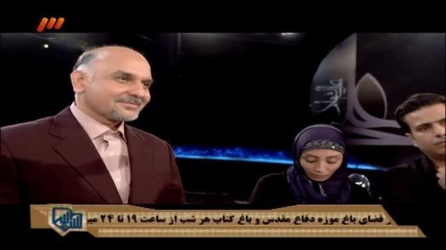 آیتم پشت صحنه گفتگو با دکتر علیرضا نبی کارآفرین