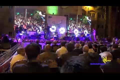 اجرای زنده حامد زمانی در سبزوار