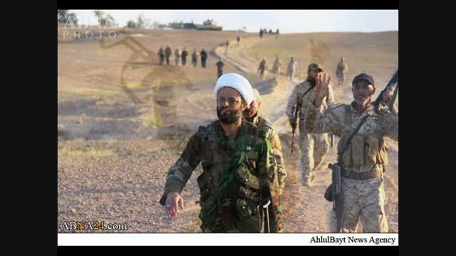 نقش کلیدی روحانیون مبارز در آزادسازی تکریت از دست داعش