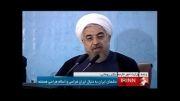 سخنانی از روحانی که خشم نمایندگان مجلس را برانگیخت