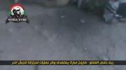 ریف حمص - تروریست های ارتش ازاد در حال انقراض هستند