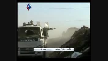 هلاكت صدها داعشی در اطراف دیرالزور