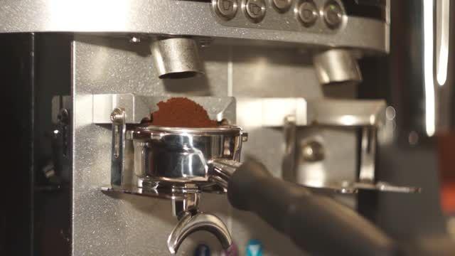 آموزش تهیه قهوه - اسپرسو