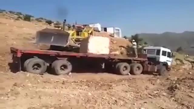 حادثه در معدن