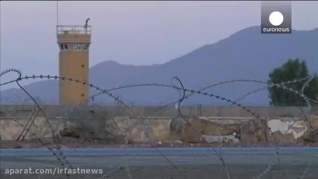 حمله نیروهای طالبان به فرودگاه قندهار