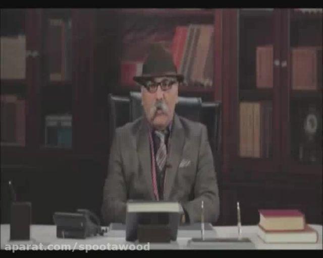 مهران مدیری در شبکه های ماهواره ای