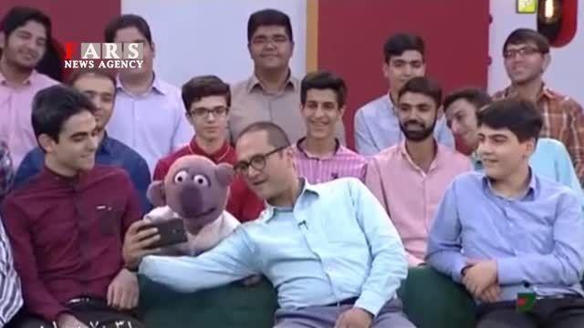 جناب خان و پلیس فتا-بهانه مون