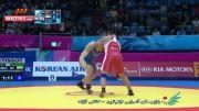 پیروزی هادی مقابل نماینده مغولستان