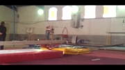 مسابقات ژیمناستیک کودکان در دزفول عارف