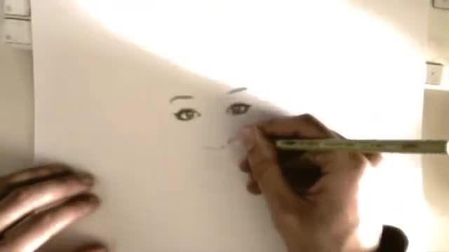 آموزش نقاشی با مداد