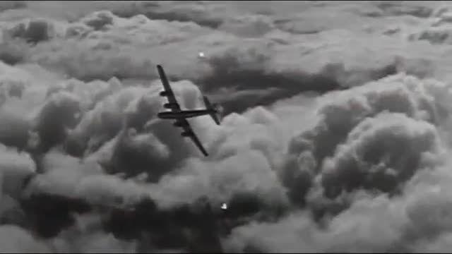 ویدئوی بسیار جالب از حمله اتمی امریکا به هیروشیما