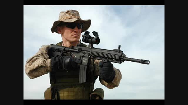 نبرد نیروهای ویژه ارتش انگلیس درلباس داعش با ارتش سوریه