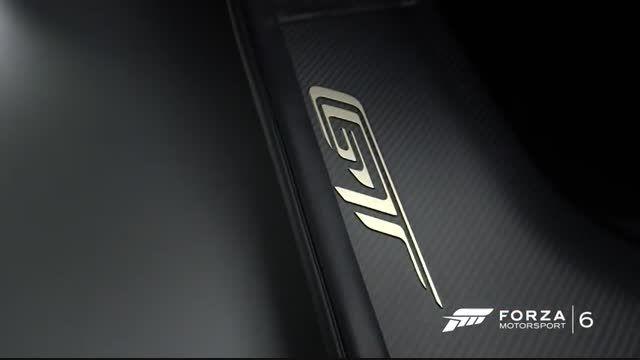 پشت صحنه فورد جی تی در Forza Motosport 6