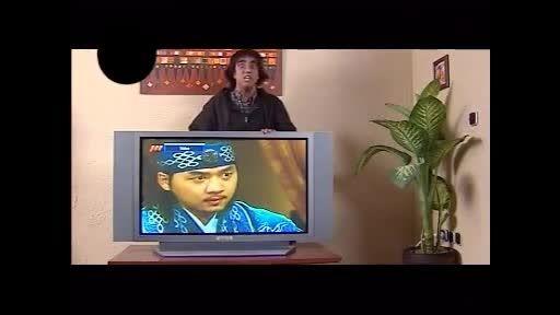 ظهور جومونگ در سریال مسافران کلیپ طنز از مسافران بخنددد