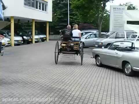 اولین خودرو ساخته شده جهان