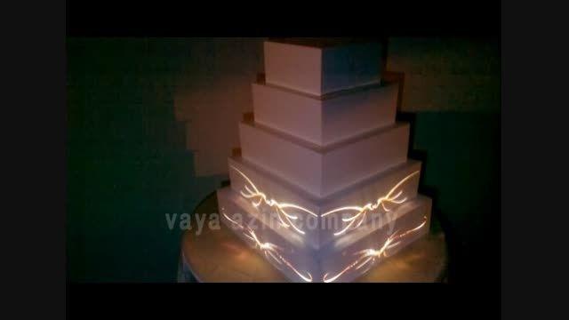 جدیدترین کیکهای عروسی دنیا در تهران