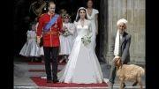 صحنه سانسور شده ! در ازدواج ملکه انگلستان !!!!