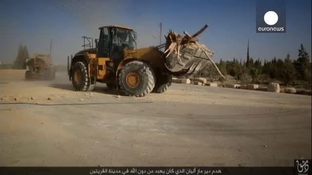 بمباران بلندی های جولان توسط اسرائیل