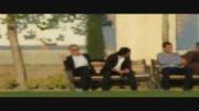 سیگار كشیدن منصور پورحیدری در تمرین