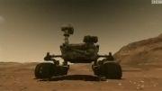 وجود نهرهایی در مریخ و آثار وجود آنها