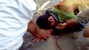 دستگیری یک عامل انتحاری !