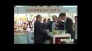 عطر غذاهای ایرانی در نمایشگاه غذاهای جهان