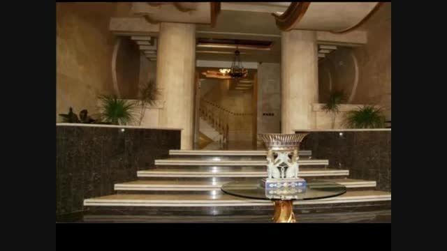 فروش ویلا خانه بسیار دیدنی در تهران زعفرانیه