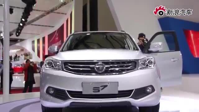 هایما اس7 شاسی بلند جدید ایران خودرو
