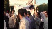 تجمع عفاف و حجاب مقابل وزارت ارشاد 6