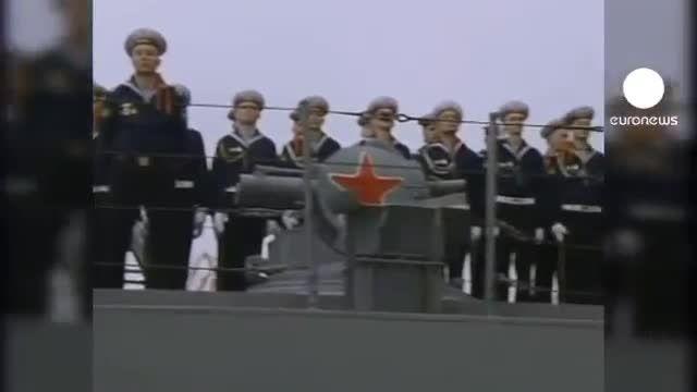 آغاز مانور نظامی مشترک چین و روسیه دردریای زرد