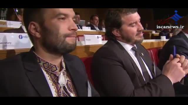 مراسم قرعه کشی مرحله پلی آف مقدماتی یورو ۲۰۱۶