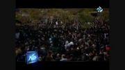 مراسم تشییع پیکر مرحوم مرتضی پاشایی ( قسمت اول )