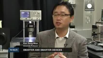 تولید پارچه هوشمند و مولد انرژی