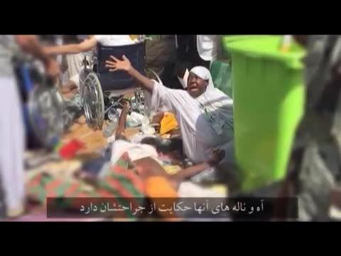 نماهنگ « پائیز منا » به دو زبان عربی و انگلیسی