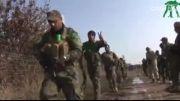 نیروهای عراقی در مبارزه با داعش