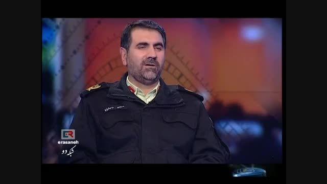 دادستان و فرمانده نیروی انتظامی تهران٬ زورگیری در تهر