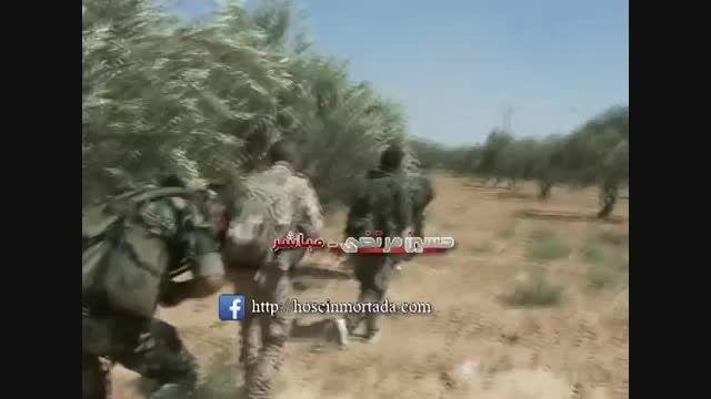 ارتش سوریه به دروازه های عروس صحرا رسید