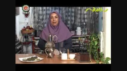 طرز تهیه دمنوش گیاهی خلط آور و تب بر