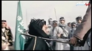 پاسخ اسد به شاهزاده سعودی؛ نمایش پادشاه شن ها آغاز شد