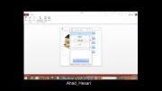 """آموزش  طراحی پروژه """"دیکشنری و لغت نامه """" در اکسس 2013"""