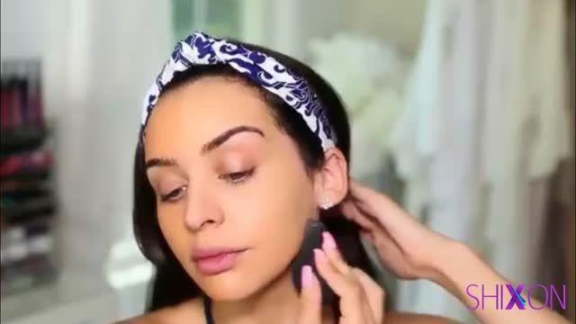 اشتباهات در آرایش چهره زنان