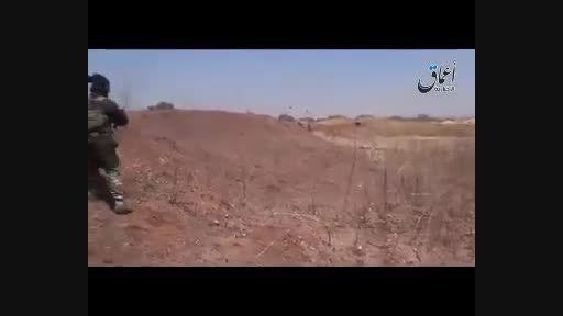 نبرد داعش با دیگر تروریستها در سوریه و لیبی