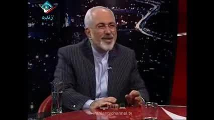 محمدجواد ظریف در برنامه نگاه یک - تفاهم هسته ای لوزان